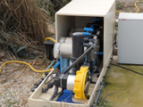 Le recyclage des eaux usées profite aussi aux pâturages