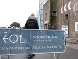 En attendant son parc offshore, Saint-Nazaire ouvre un centre pédagogique sur l'éolien en mer