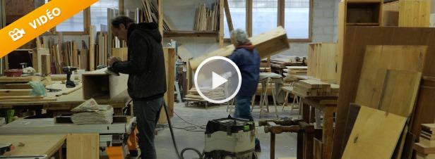 La filière du réemploi, une aubaine pour les ateliers et chantiers d'insertion