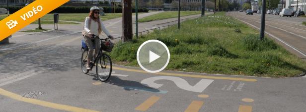 Vélo, boulot, dodo... L'adage prend forme à Grenoble