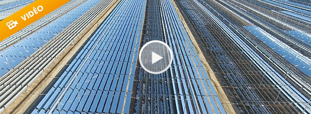 Pyrénées : une centrale solaire à concentration unique en son genre