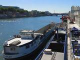 Déchetterie flottante : Paris expérimente la collecte par voie fluviale