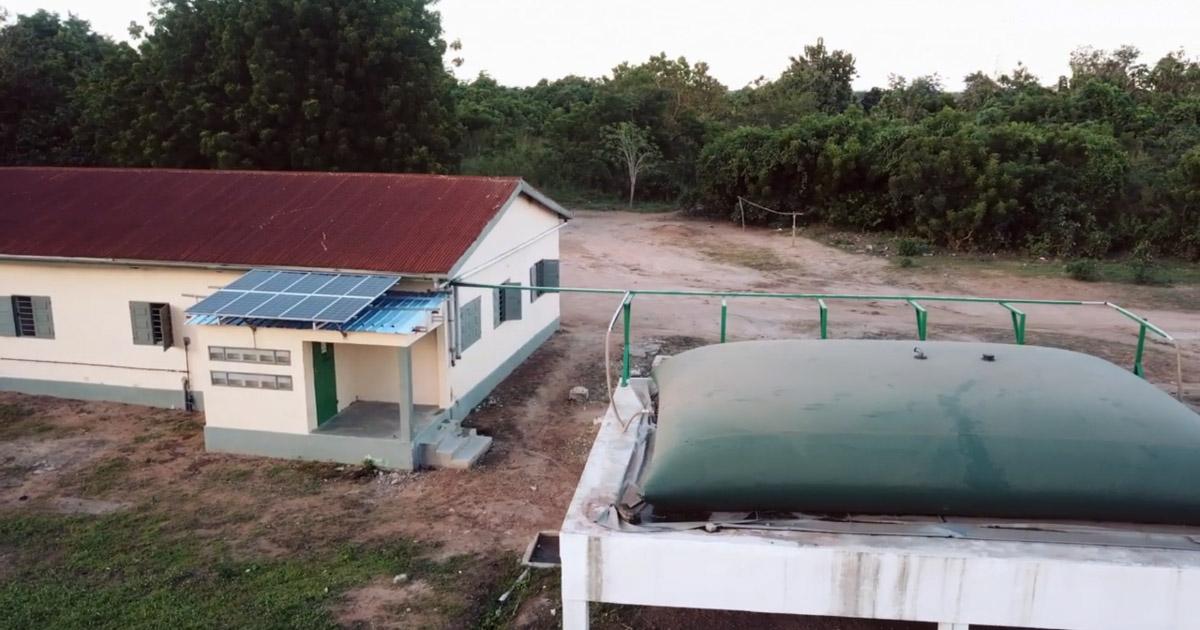 Eau, assainissement, électricité: les énergies renouvelables au service du développement au Togo
