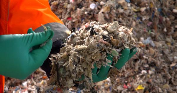Gestion des déchets: un essor difficile pour la filière CSR