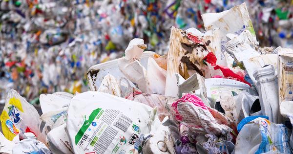 """Recyclage du plastique: """"Il y a encore dix ans c'était tabou de parler de matière recyclée"""""""