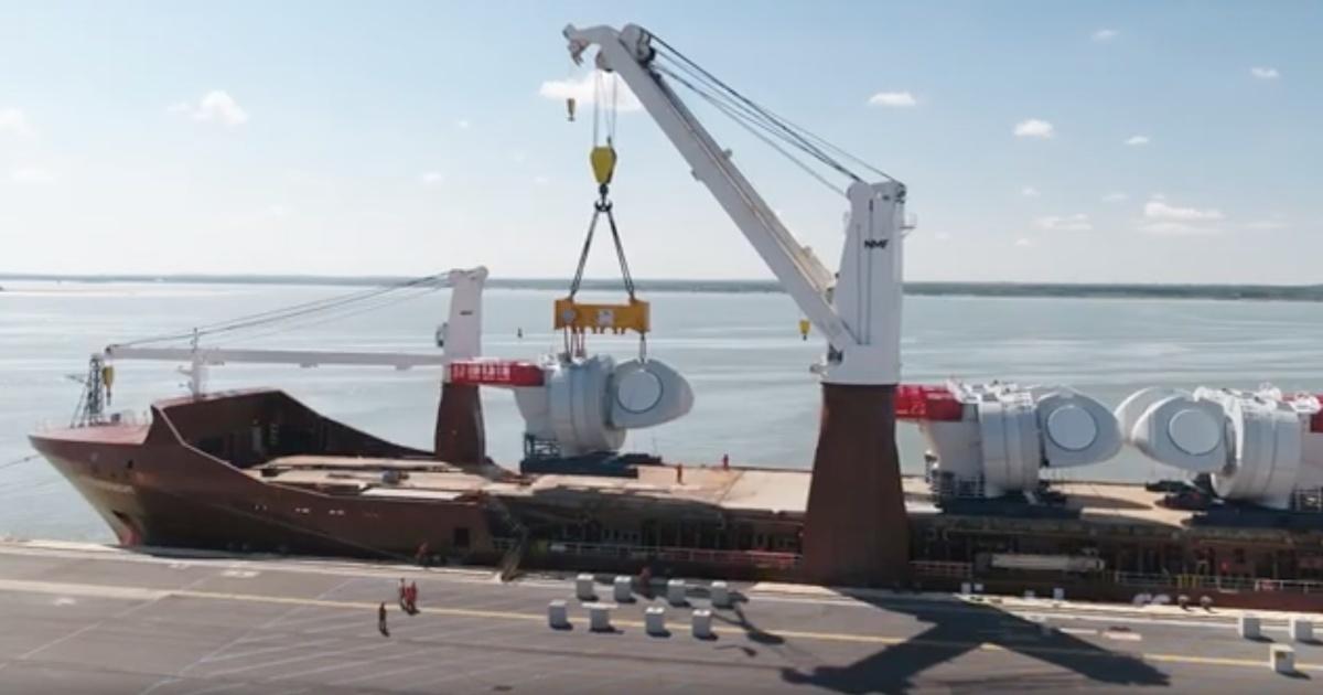 Filière des énergies marines renouvelables: une réalité industrielle à Saint-Nazaire