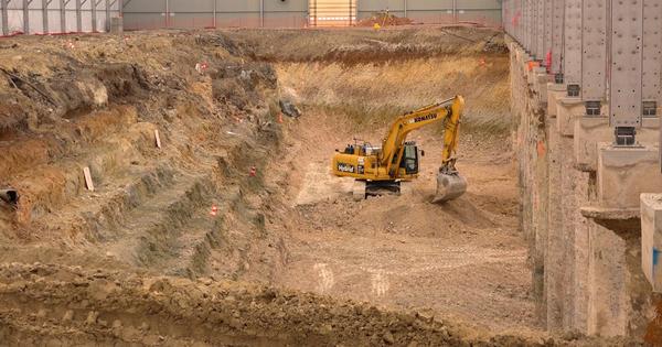Un chantier de dépollution hors norme pour les JO 2024