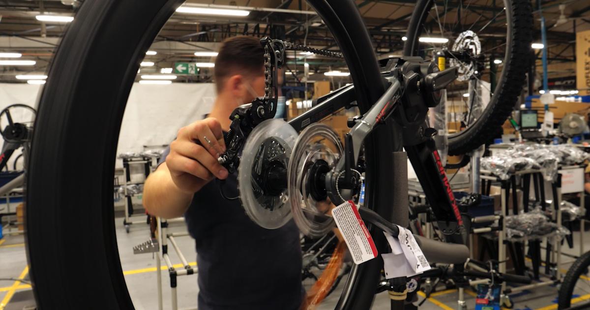 La belle croissance du vélo en France montre aussi des failles en période tendue