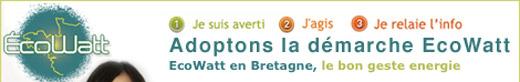 Lire le Publi-reportage EcoWatt en Bretagne