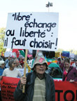Photo Manifestation altermondialiste