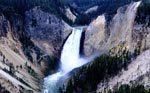 Photo Cascade � Yellowstone (USA)