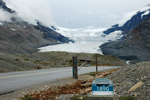 Photo Marcage du recul des glaciers canadiens